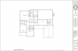 A1.1 - 2nd Floor