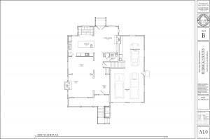 A1.0 - 1st Floor
